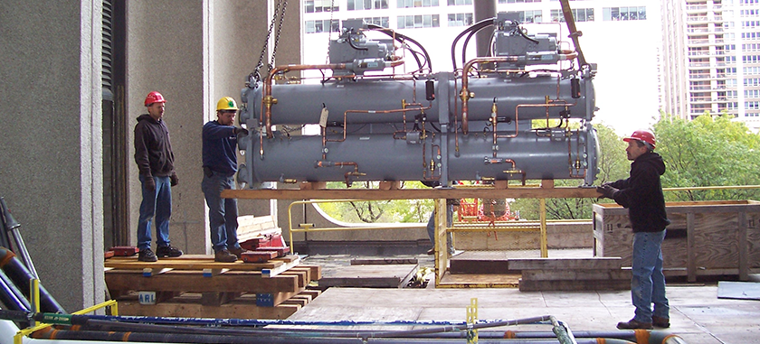 Industrial and Commercial Boiler, Burner & HVAC Repair Services