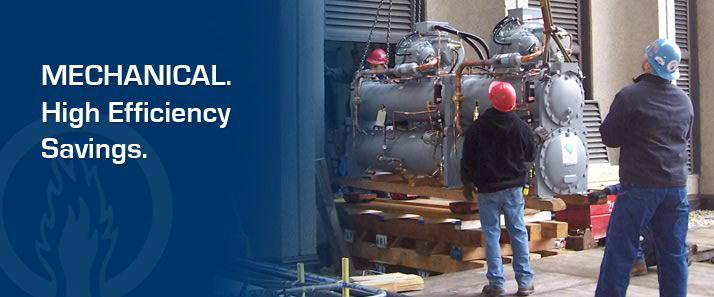 Mechanical High Efficiency Savings from ACSI graphic