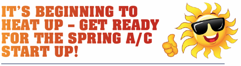 """its beginning to heat up"" graphic ACSI"