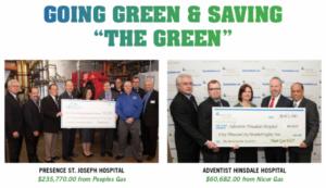 ACSI - Going green